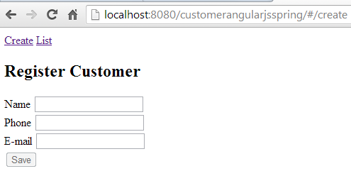 angularjscustomercreate